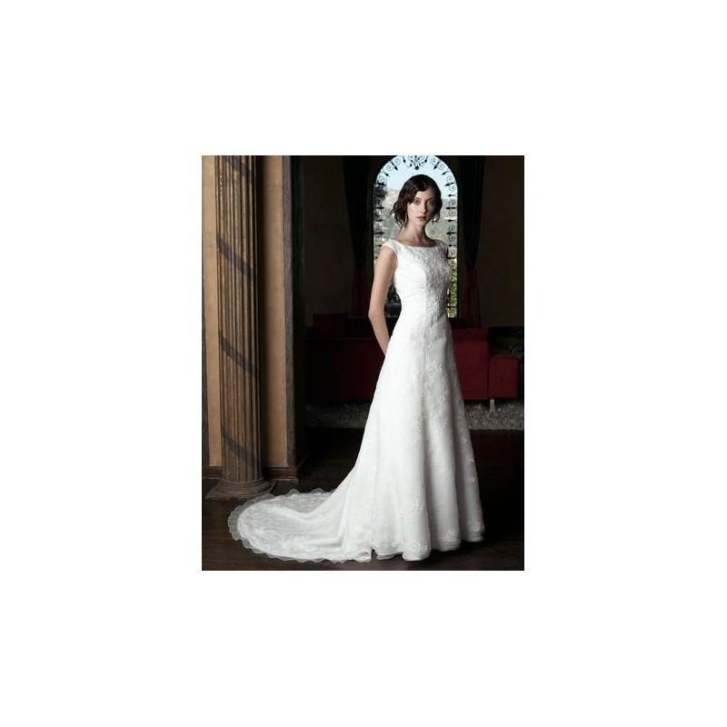 Wedding - Casablanca 1761 - Branded Bridal Gowns