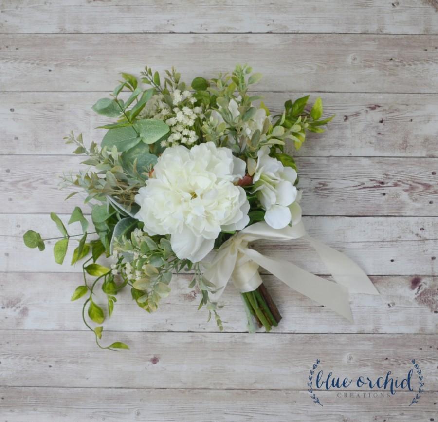 Silk Wedding Bouquet #3 - Weddbook