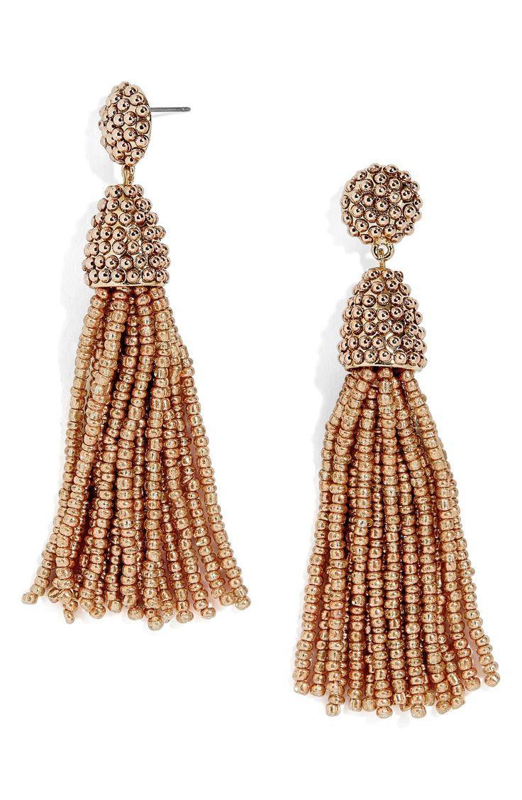 زفاف - 'Piñata' Tassel Earrings