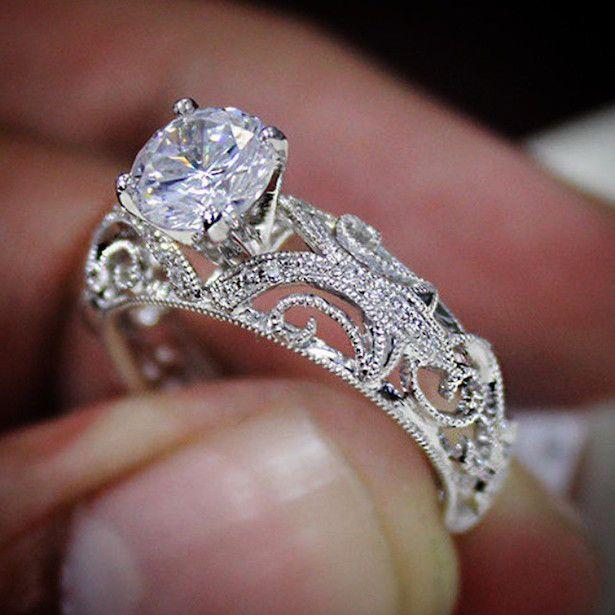 زفاف - Design Your Dream Engagement Ring With Diamond Mansion