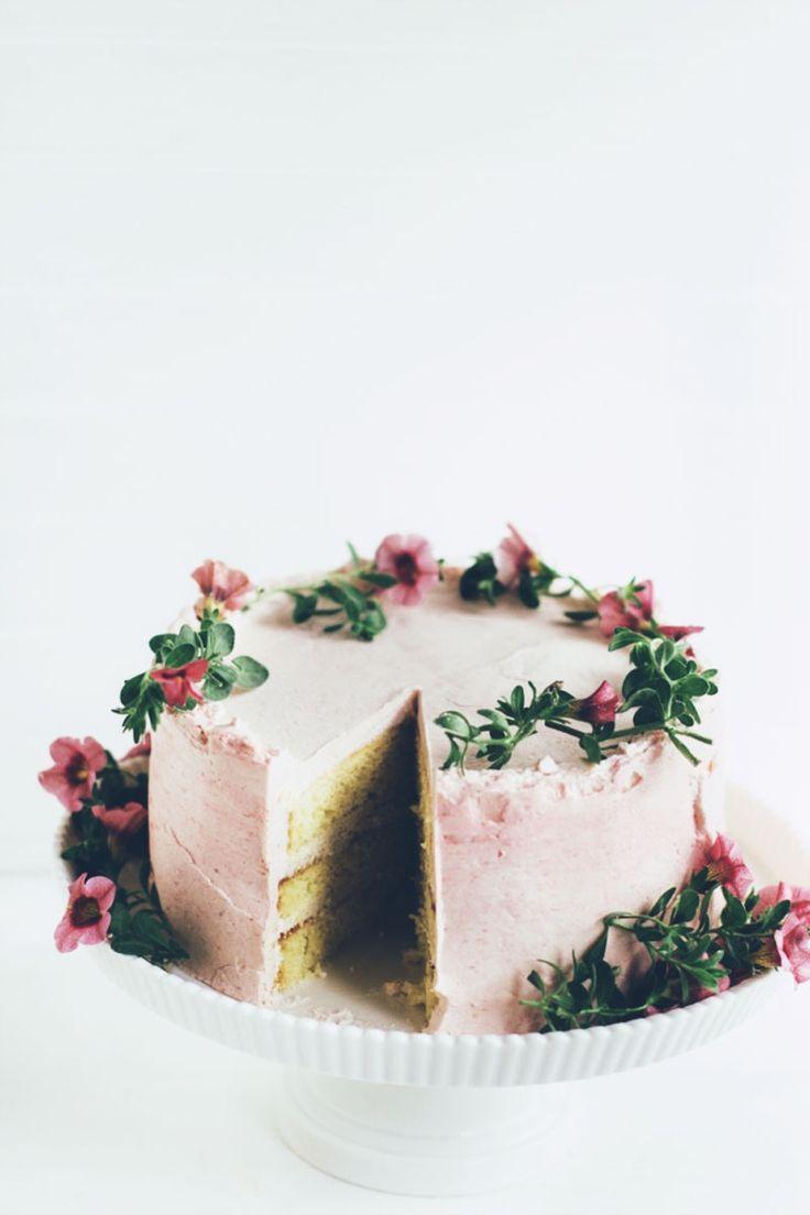 Wedding - Pink Cake