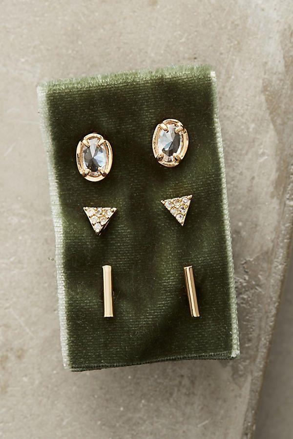 Wedding - Fiera Earring Set
