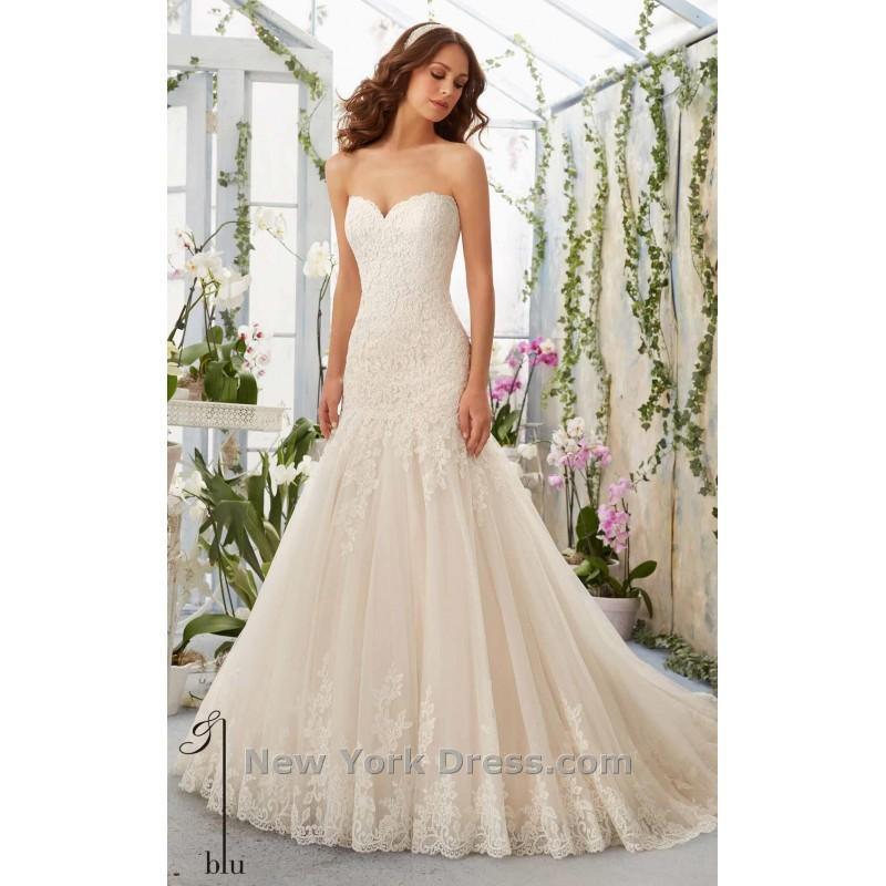 Свадьба - Mori Lee 5402 - Charming Wedding Party Dresses