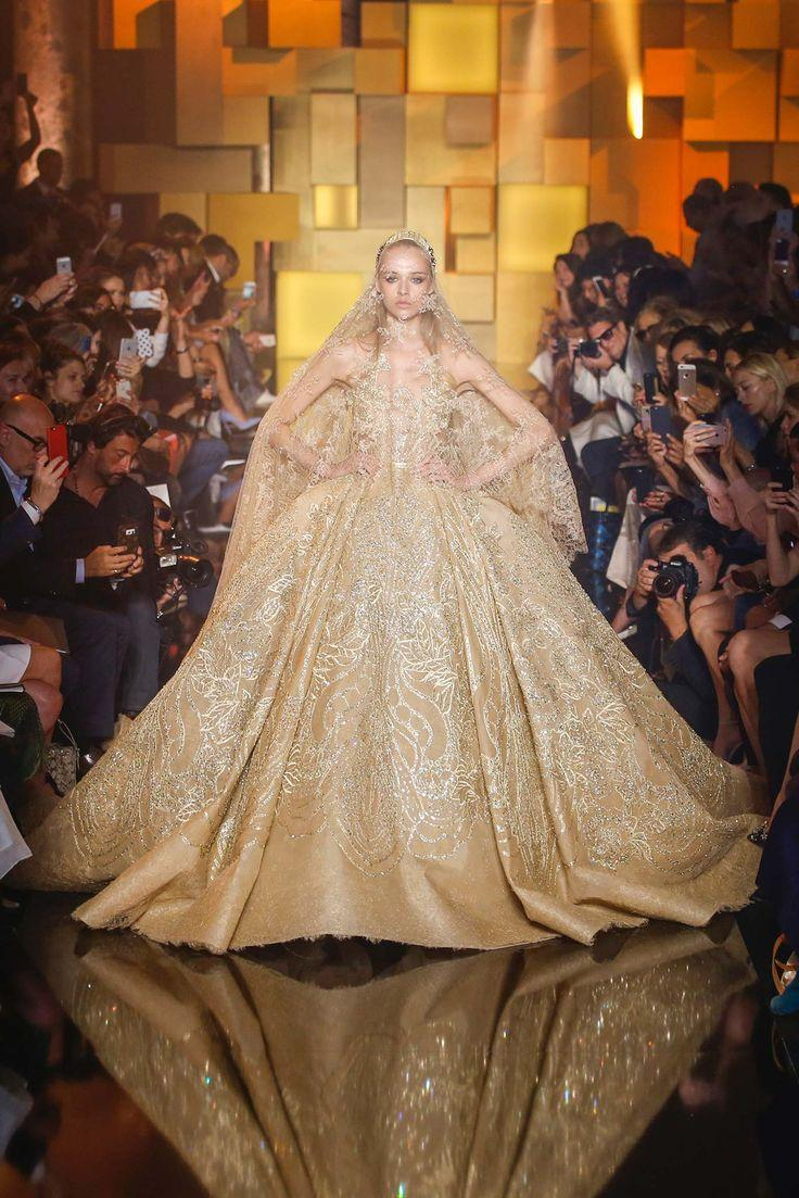 Свадьба - Elie Saab Fall 2015 Couture - Collection - Gallery - Style.com
