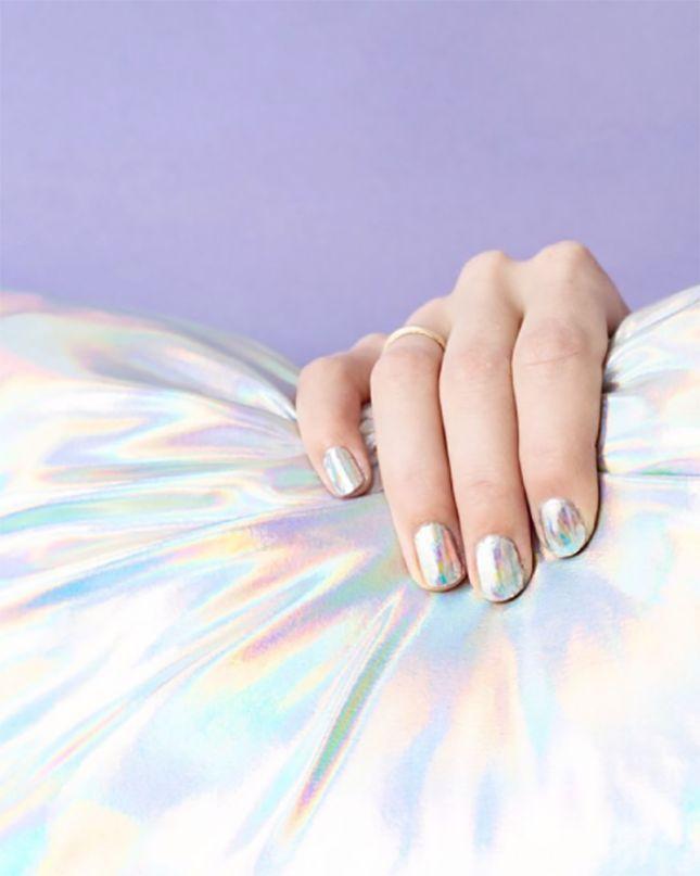 Wedding - These 10 Instababes Prove This Manicure Trend Isn't Dead