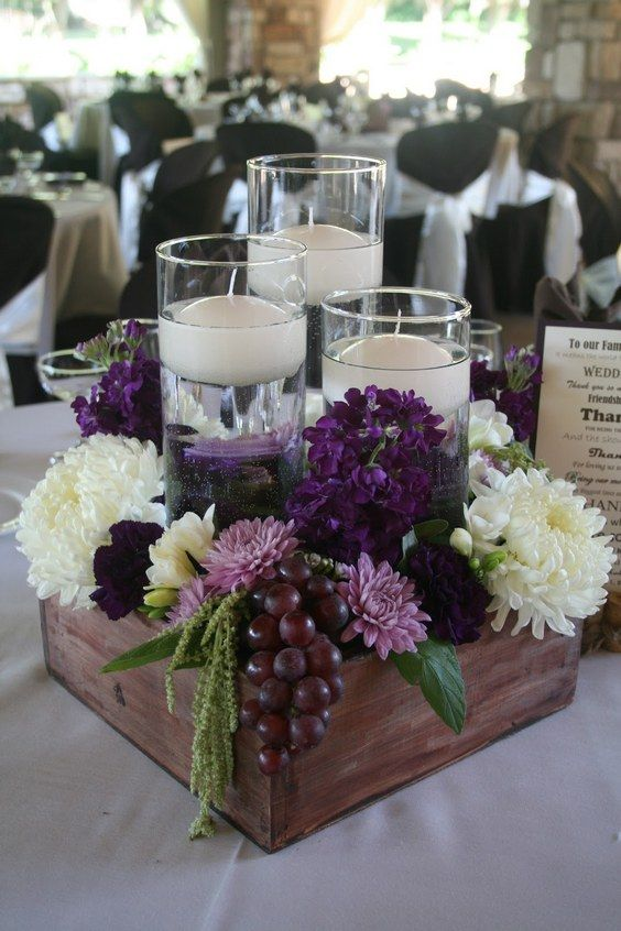 Unique Wedding Centerpiece