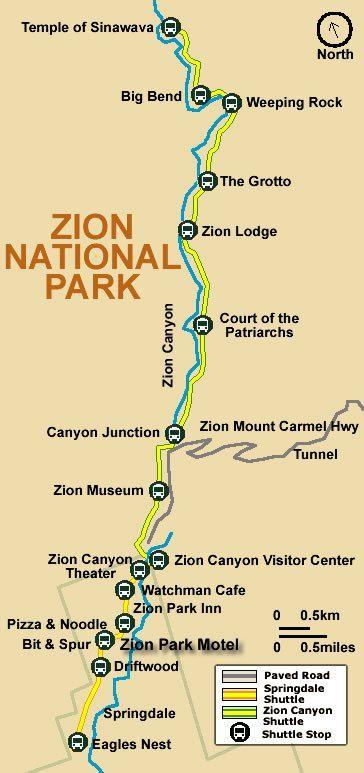 Hochzeit - Here's An Epic 4 Day Zion National Park Itinerary
