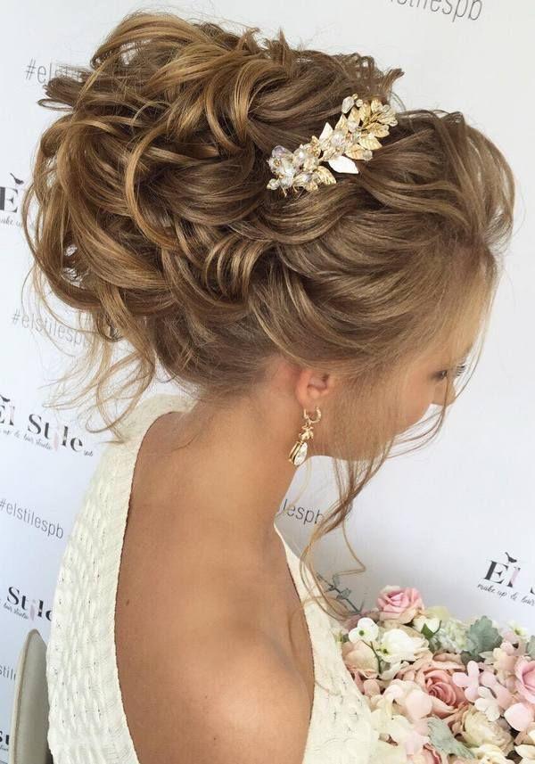 75 Chic Wedding Hair Updos For Elegant Brides 2640019