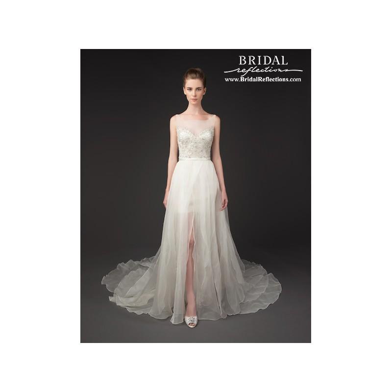 Wedding - Winnie Couture Deidra 3190 - Burgundy Evening Dresses