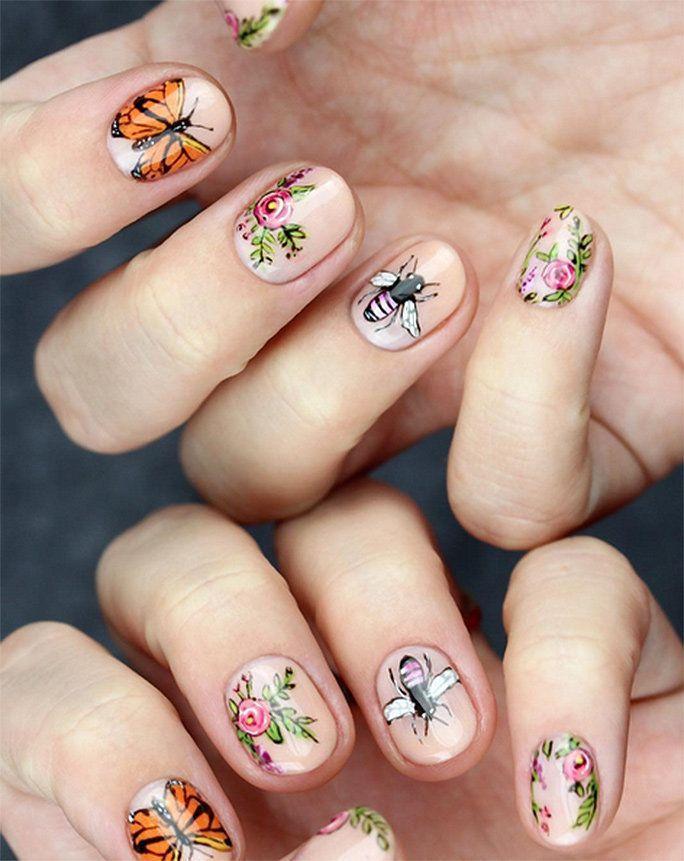 زفاف - Nail Designs