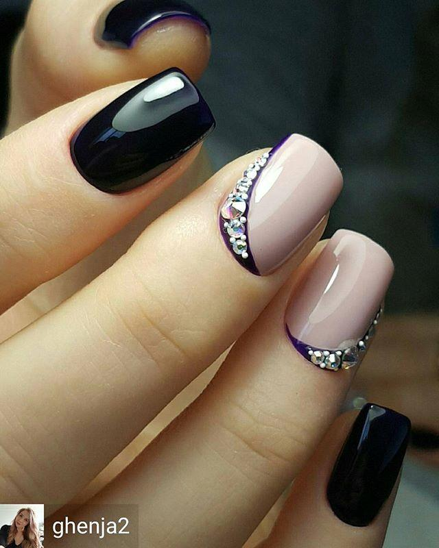 Wedding - French Nails