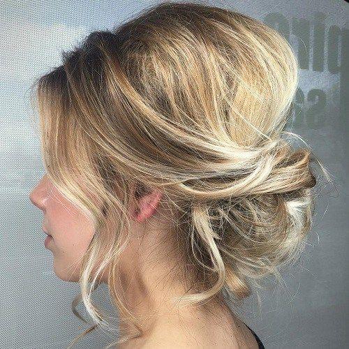 Wedding - 54 Trendiest Updos For Medium Length Hair