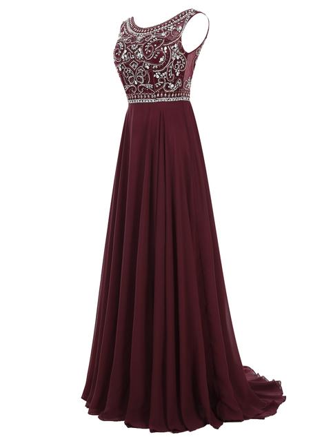 decent prom dress