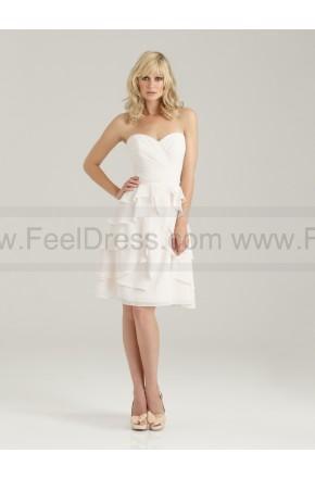 زفاف - Allure Bridesmaid Dresses Style 1327