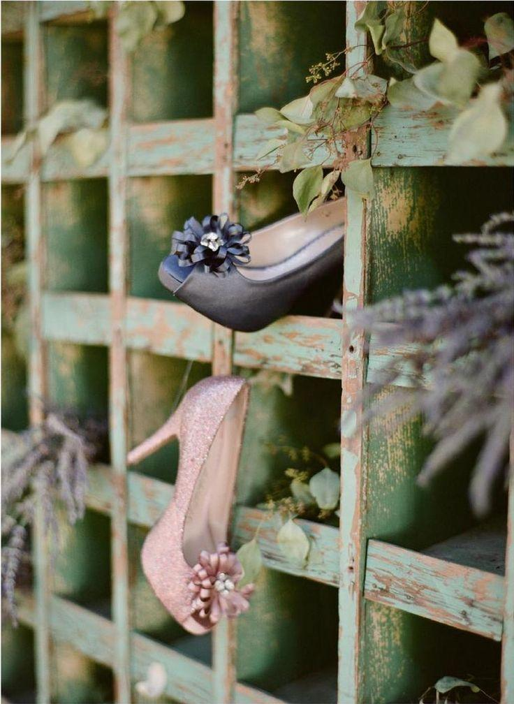 Mariage - Lace And Lavender Bridal Lookbook