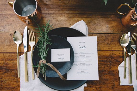 Mariage - OUR FAVORITE TRENDS FROM 2015