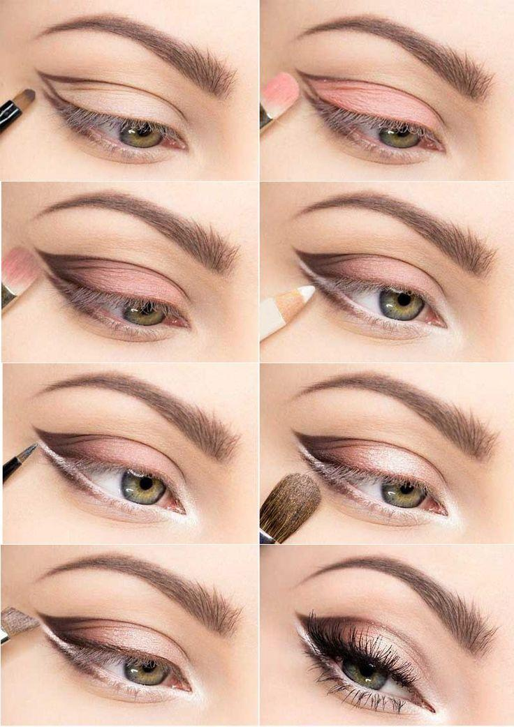 Wedding - Soft Colors For Bigger Looking Eyes