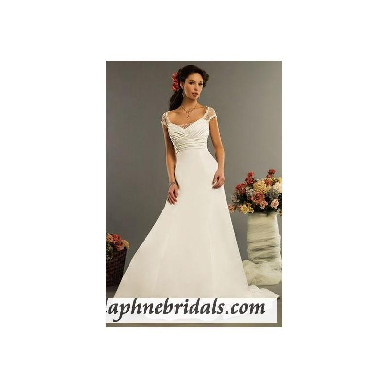 Mariage - Eden Bridals Style 5098 EB Selects Gowns - Compelling Wedding Dresses