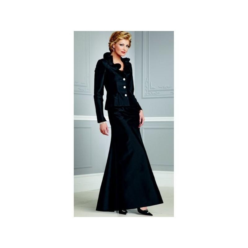 Hochzeit - V-Neck Long Sleeves Taffeta Jacket - Brand Prom Dresses