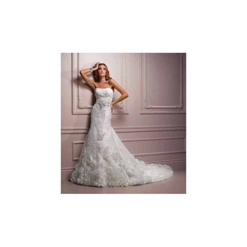 Boda - Maggie Bridal by Maggie Sottero Abilene-A3532 - Branded Bridal Gowns