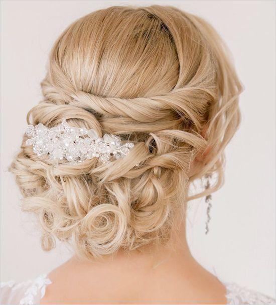 54 Trendiest Updos For Medium Length Hair 2641006 Weddbook