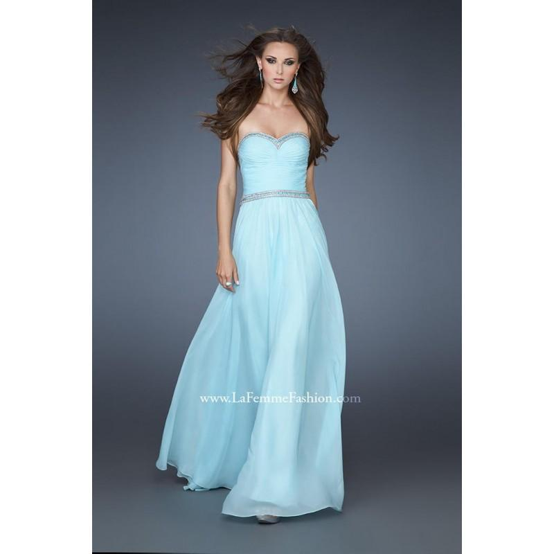 Hochzeit - La Femme 18325 La Femme Prom - Rich Your Wedding Day