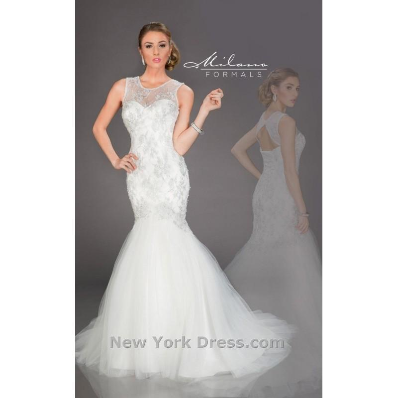 Wedding - Milano Formals AA9305 - Charming Wedding Party Dresses