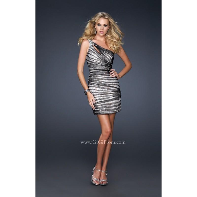 Mariage - Black/Nude Gigi 17365 - Customize Your Prom Dress