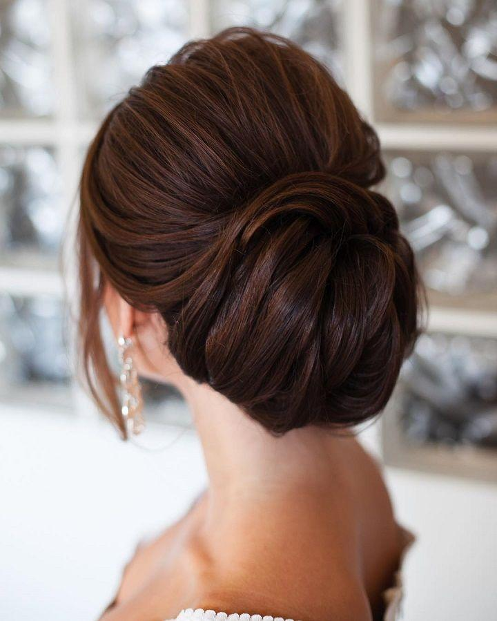 زفاف - 4 Romantic Wedding Hairstyles To Complete Your Vision