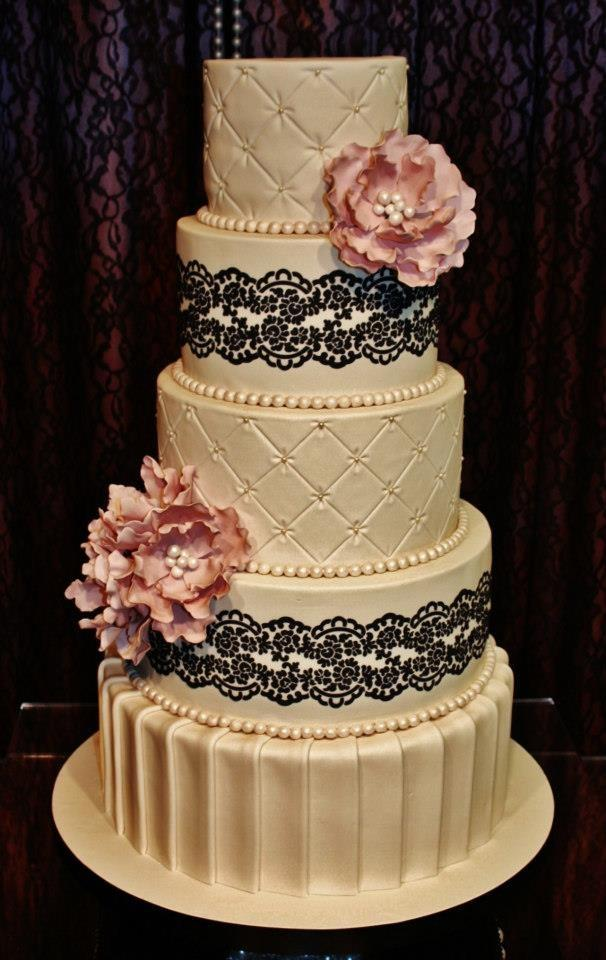 Mariage - Gorgeous Wedding Cake