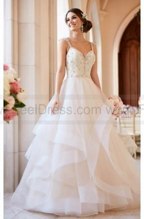 Wedding - Stella York Beaded Lace Wedding Dress With Sweetheart Neckline Style 6309
