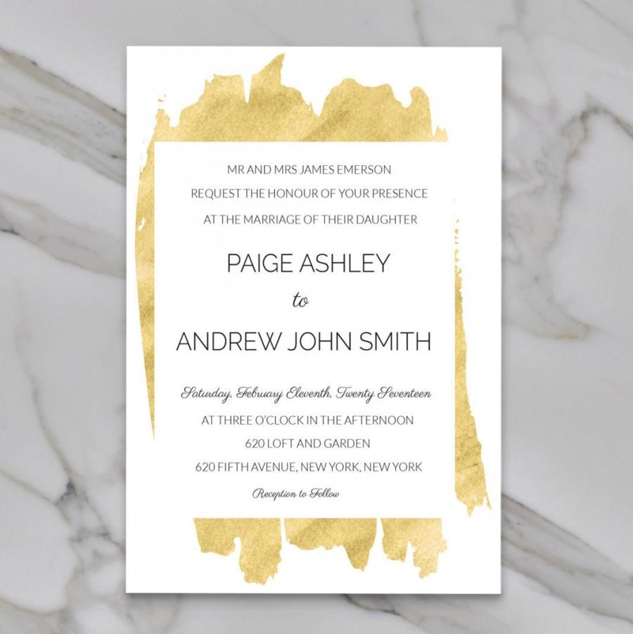 Gold Editable Diy Spring Printable