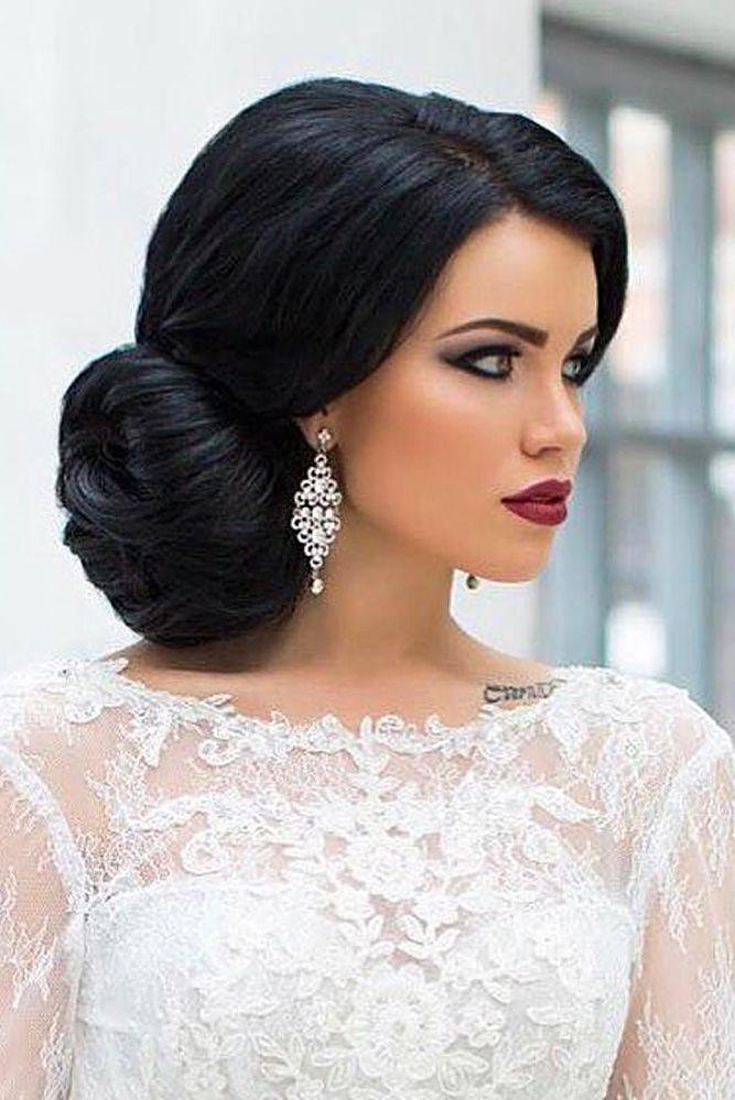 Свадьба - 27 Utterly Gorgeous Vintage Wedding Hairstyles