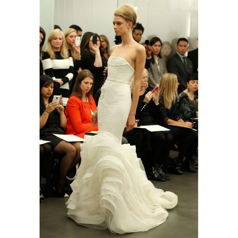 Boda - Vera Wang ¨C Bridal Fall 2013 872344 - granddressy.com