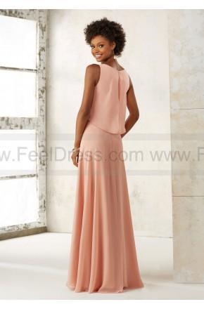Boda - Mori Lee Bridesmaid Dress Style 21513