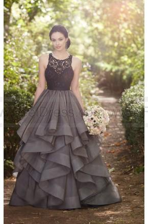 Свадьба - Martina Liana Black Ball Gown Wedding Dress Separates Style Brody   Stevie