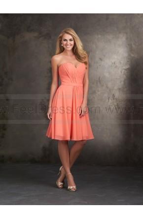Mariage - Allure Bridesmaid Dresses Style 1414