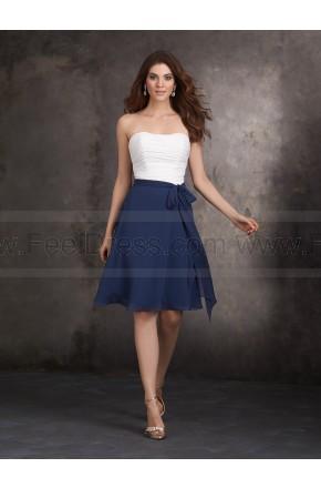 Mariage - Allure Bridesmaid Dresses Style 1402
