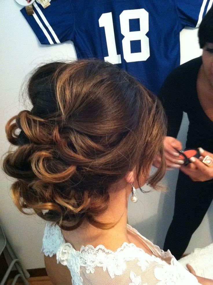 Свадебные прически на тонкий волос