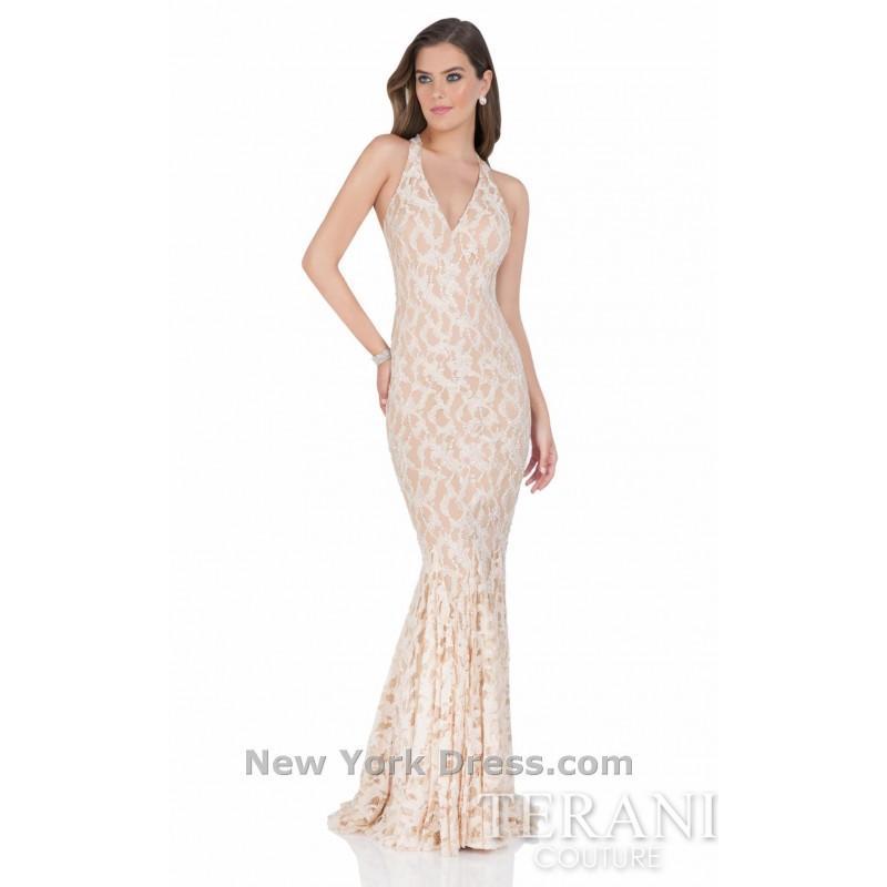 Boda - Terani 1611GL0488 - Charming Wedding Party Dresses