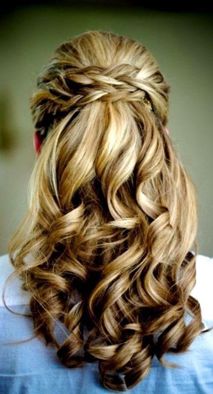 Mariage - Hair - Wedding Hairstyle #2165126