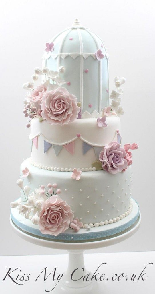 Wedding - Gorgeous Cake