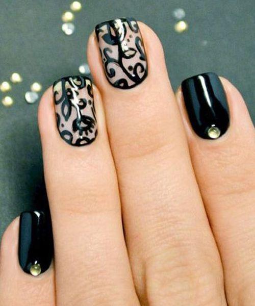 Wedding - Nail Art Design