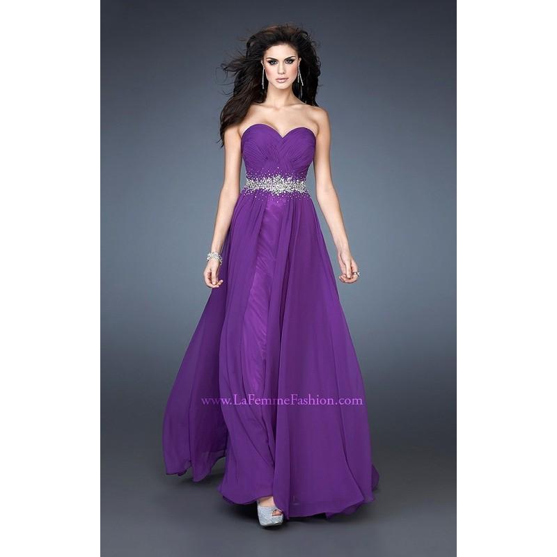 Wedding - Majestic Purple Gigi 18001 - Chiffon Dress - Customize Your Prom Dress