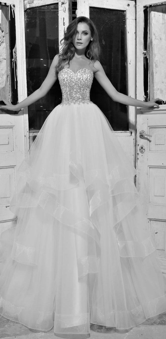 "Wedding - Pnina Tornai 2017 ""Love"" Bridal Collection"