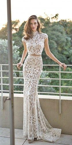 Wedding - Bridal Separates Gowns - Breaking The Rules