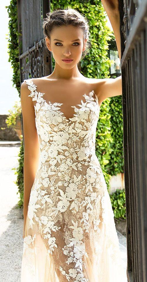 Wedding - We Love: Milla Nova Bridal 2017 Wedding Dresses