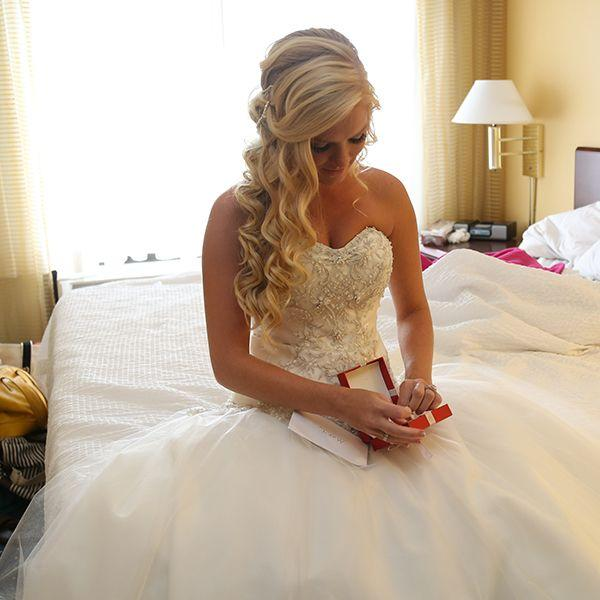Wedding - The Prettiest Half-Up, Half-Down Hairstyles