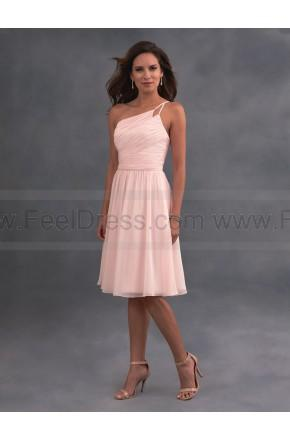 Mariage - Alfred Angelo Bridesmaid Dress Style 7396S New!