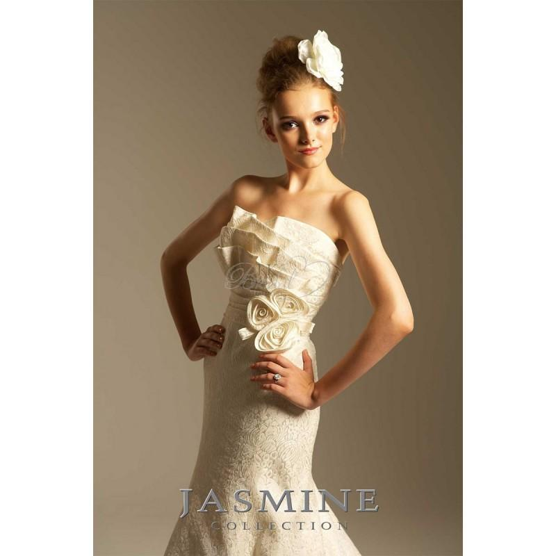 Wedding - Jasmine Collection - Style F408 - Elegant Wedding Dresses